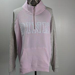 Victoria's Secret PINK sweatshirt size large pink